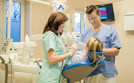 zabiegi ortodontyczne